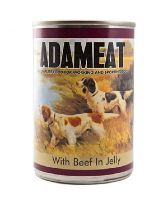 Adameat Beef in Jelly 12x400g