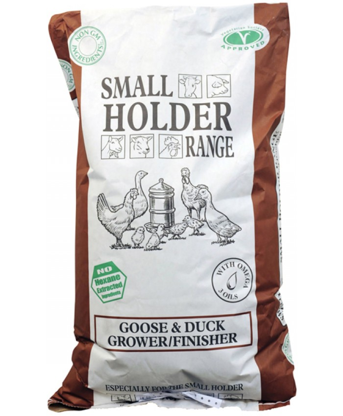 Allen & Page Goose/ Duck Grower/ Finisher Pellets