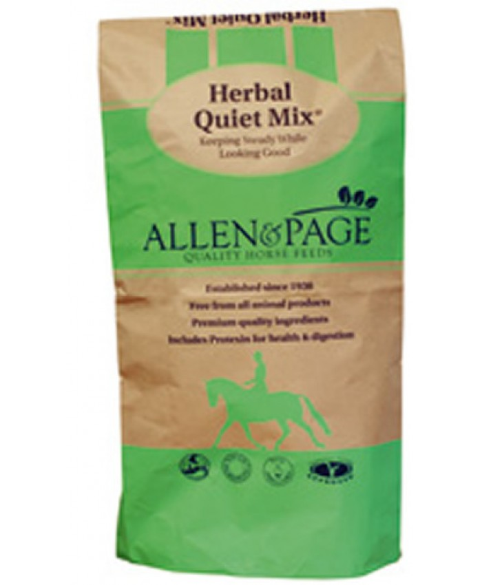 Allen & Page Herbal Quiet Mix