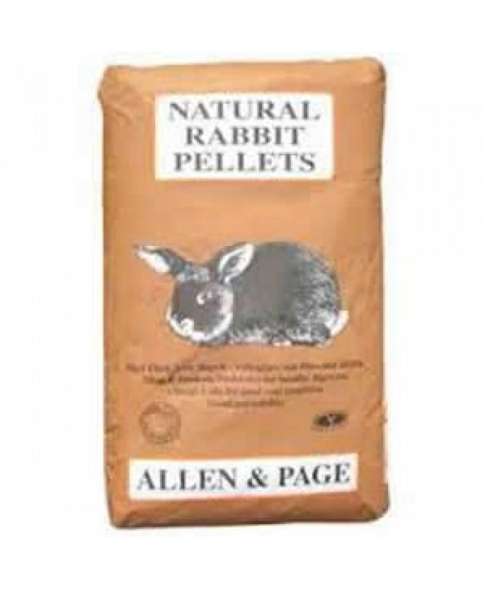 Allen & Page Natural Rabbit Pellets