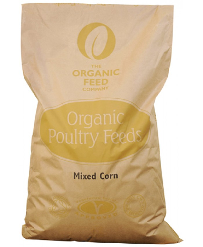 Allen & Page Organic Mixed Corn