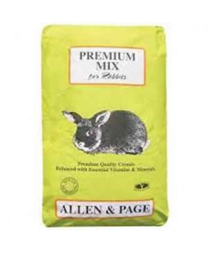 Allen & Page Premium Rabbit