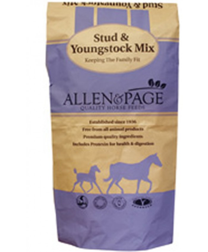 Allen & Page Stud & Youngstock Mix