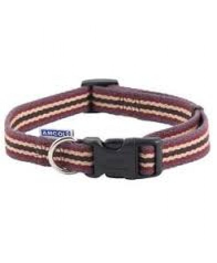 Ancol Damson Stripe Collar