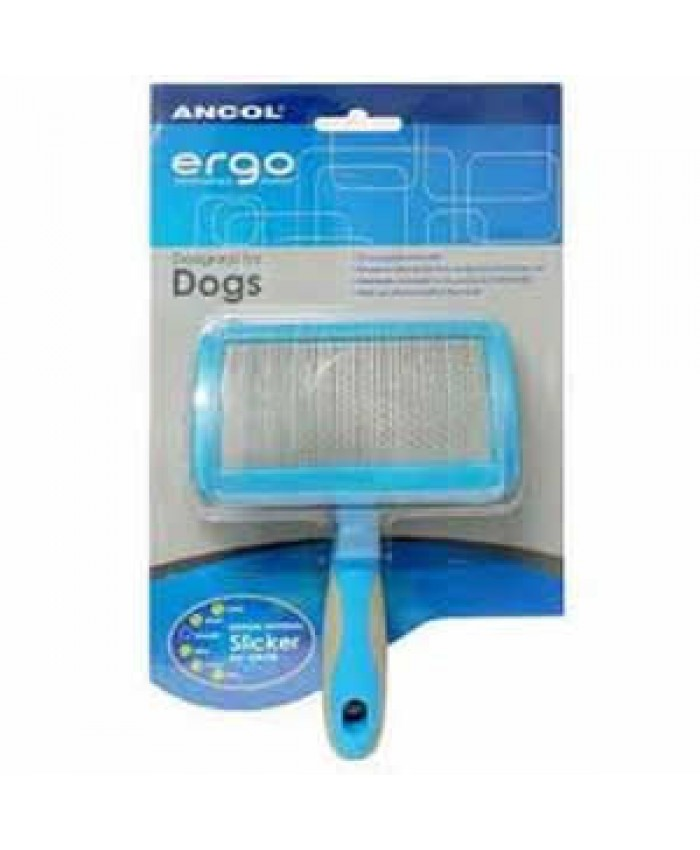 Ancol Ergo Medium Slicker Brush