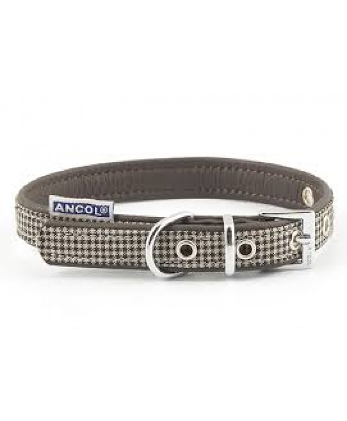 Ancol Indulgence Country Check Collars