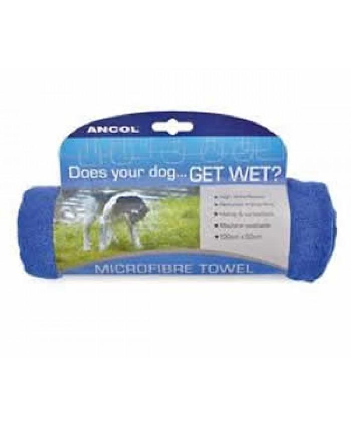 Ancol Micro Fibre Towel