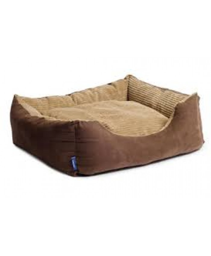 Ancol Sleepy Paws Timberwolf Domino Dog Bed