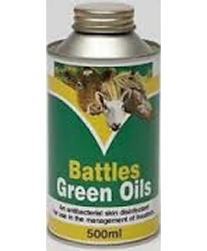 Battles Green Oils