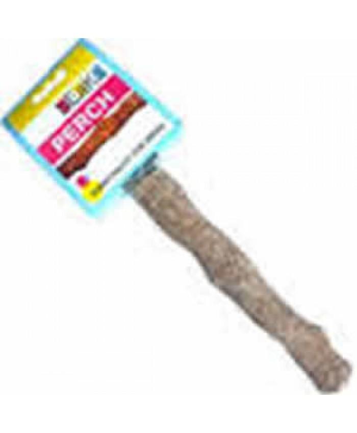 Beaks Perch Sea Shell Wood Style Medium