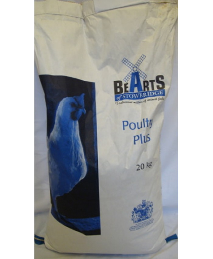 Bearts Growers Pellets