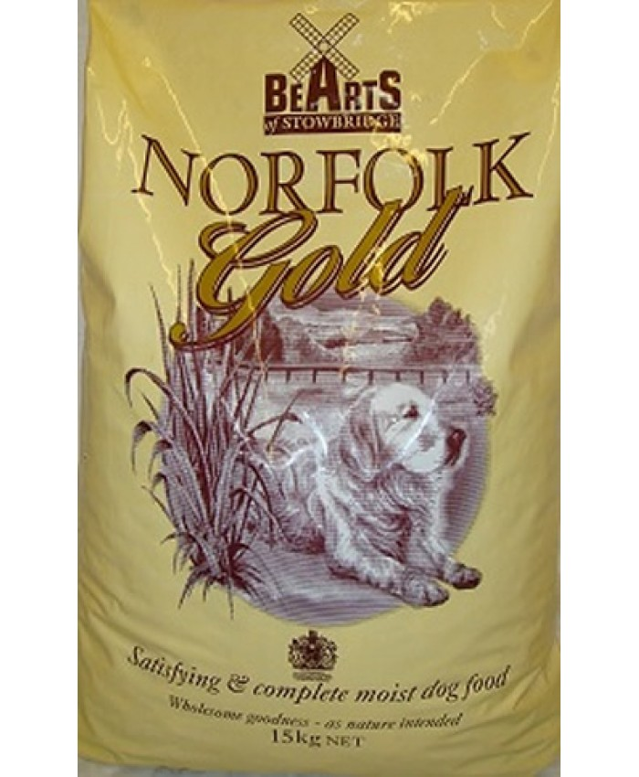 Bearts Norfolk Gold