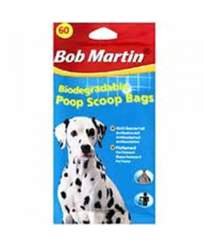 Bob Martin Poop Scoop Bags x60