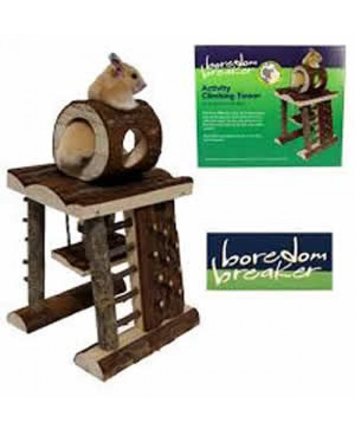 Boredom Breaker Activity Tower