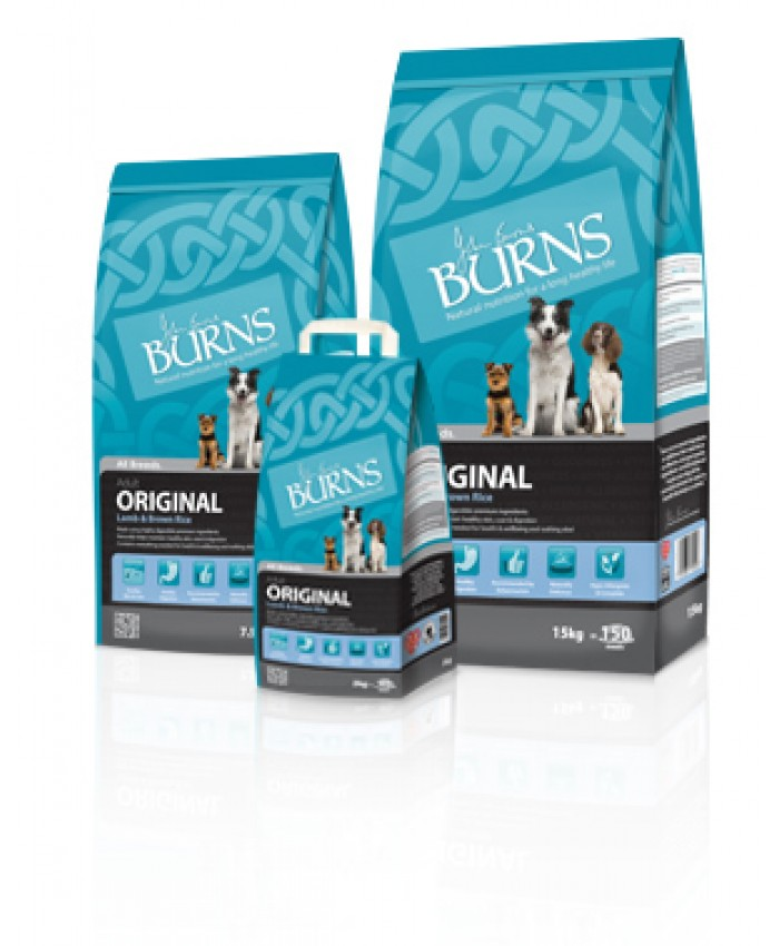 Burns Original - Lamb & Rice