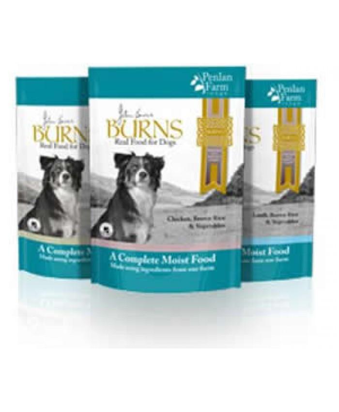 Burns Penlan Farm Dog Pouches 6 Pack