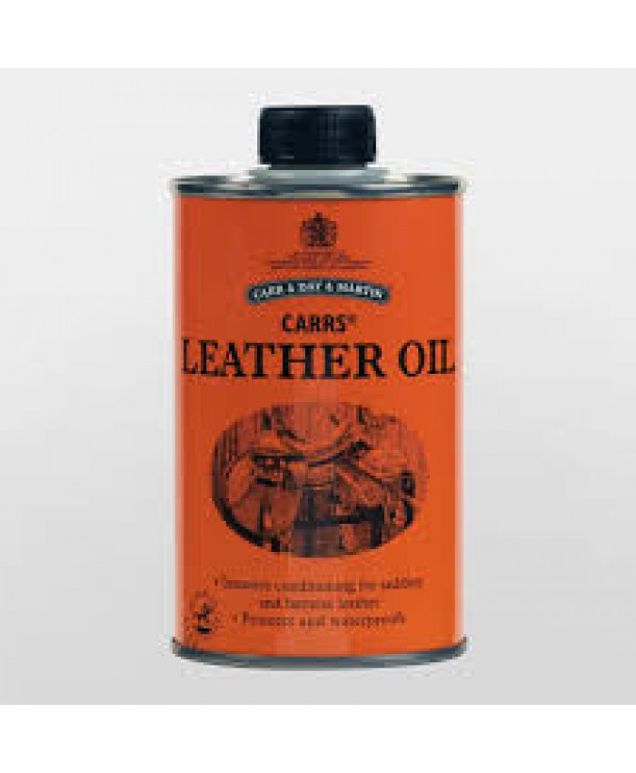 CDM Leather Oil