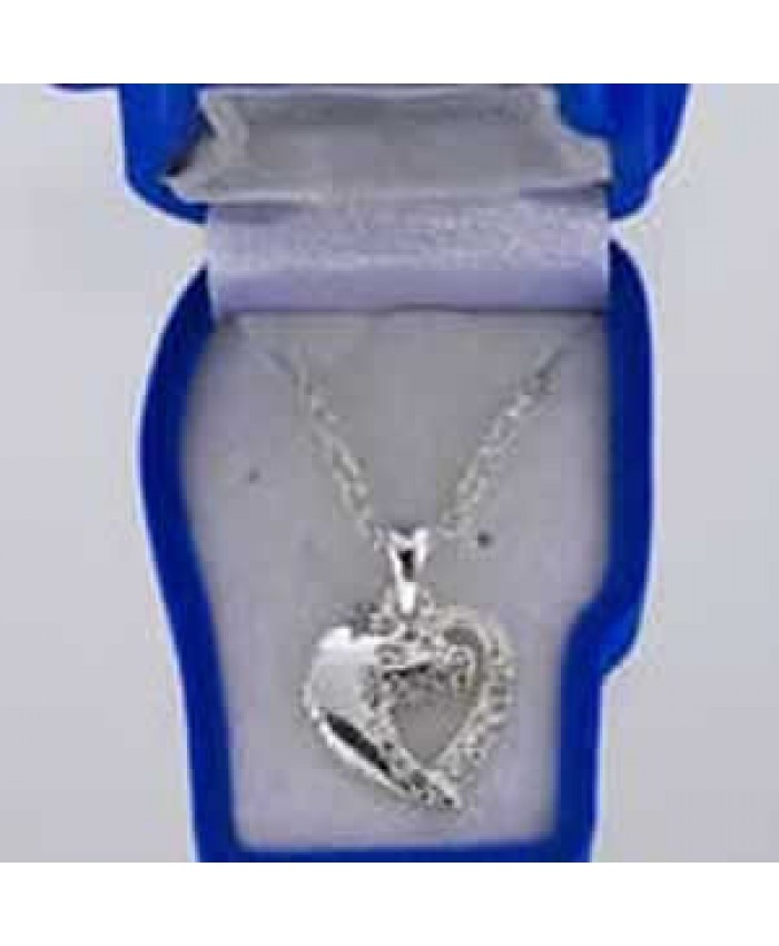 Children's Pony & Heart Necklace