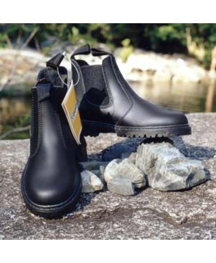 Dangerzone Jodhpur Boots Black