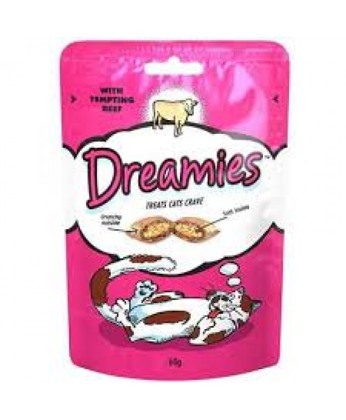 Dreamies Beef