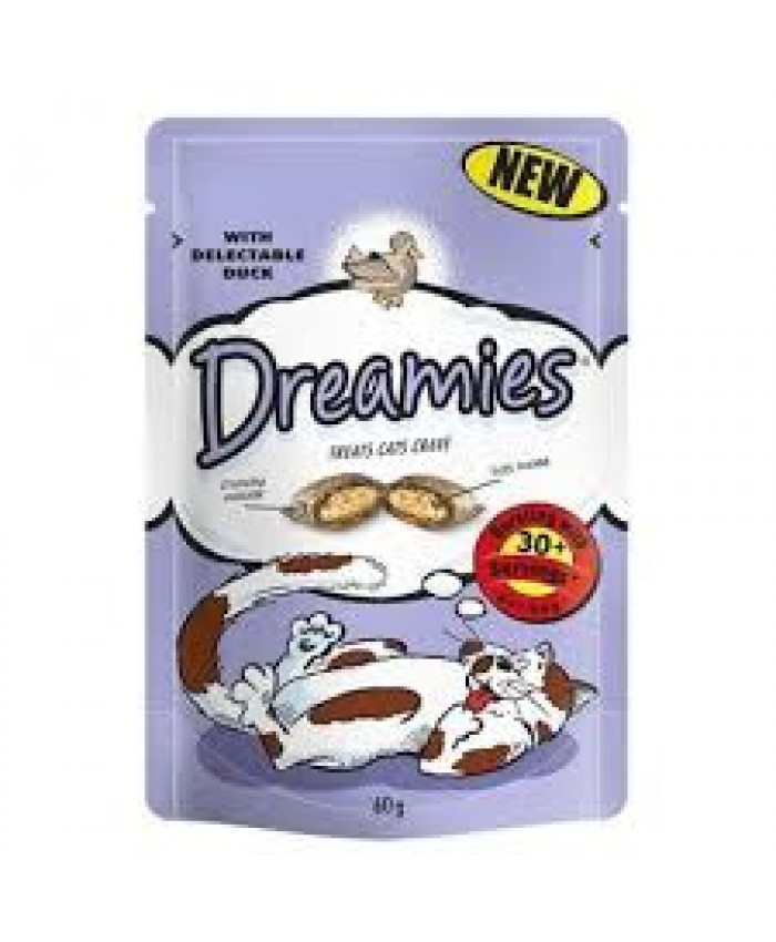 Dreamies Duck