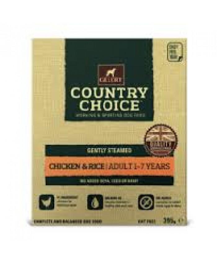 Gelert Country Choice Chicken & Rice Tray
