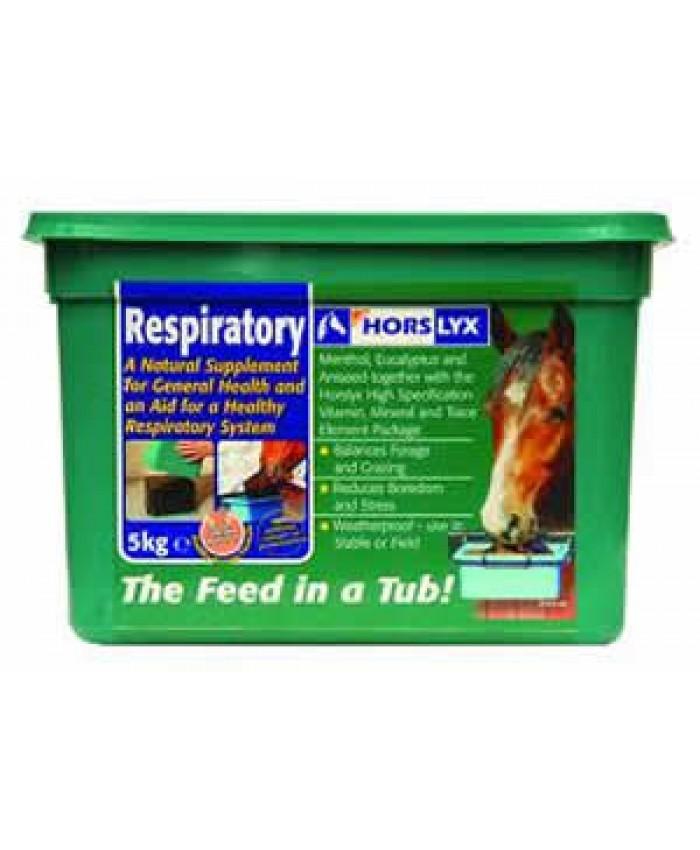 Horslyx Respiratory 5Kg