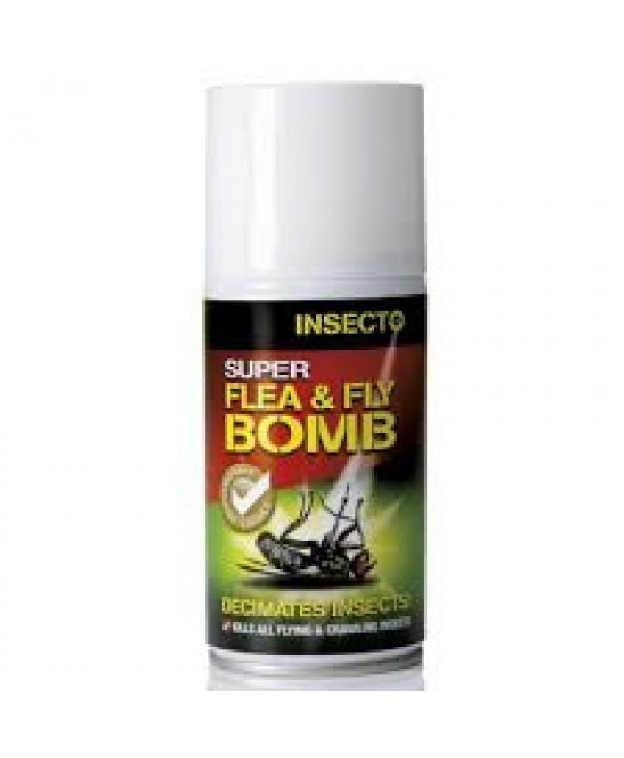 Insecto Flea & Fly Bomb