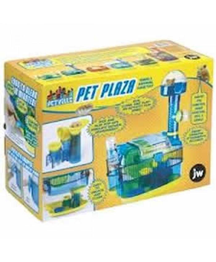 JW Petville Pet Plaza Cage
