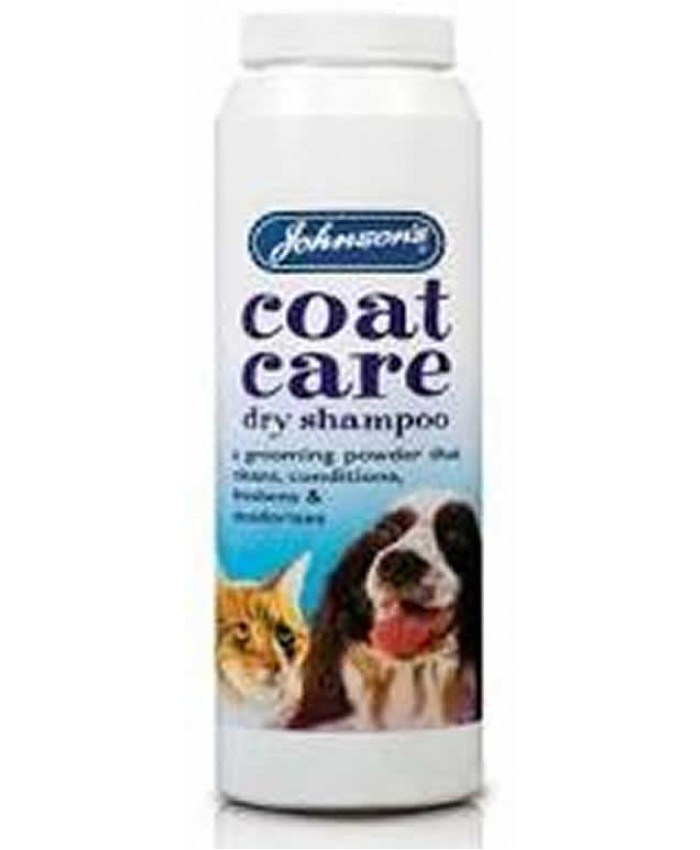 Johnsons Coat Care Dry Shampoo