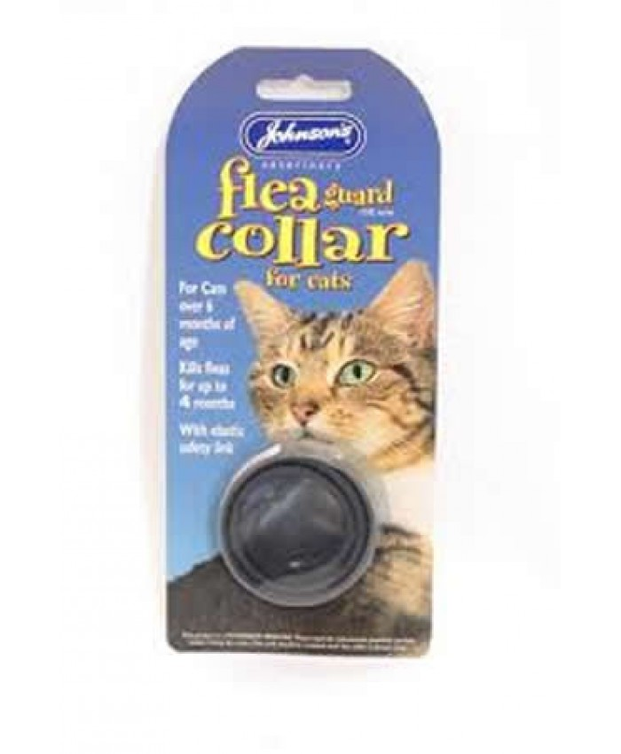 Johnsons Flea Guard Collar for Cats