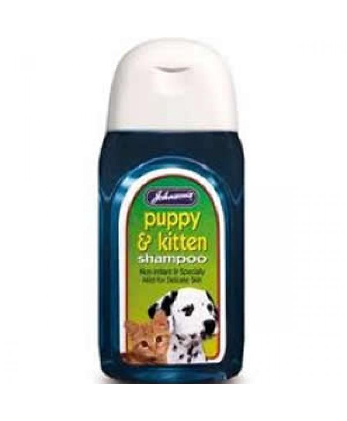 Johnsons Puppy & Kitten Shampoo