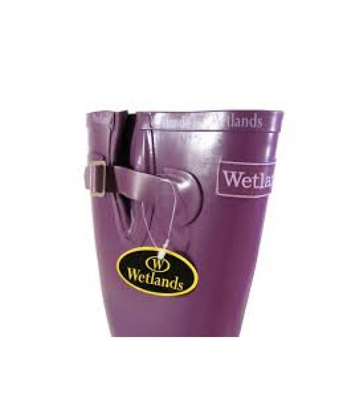 Ladies Purple Welly