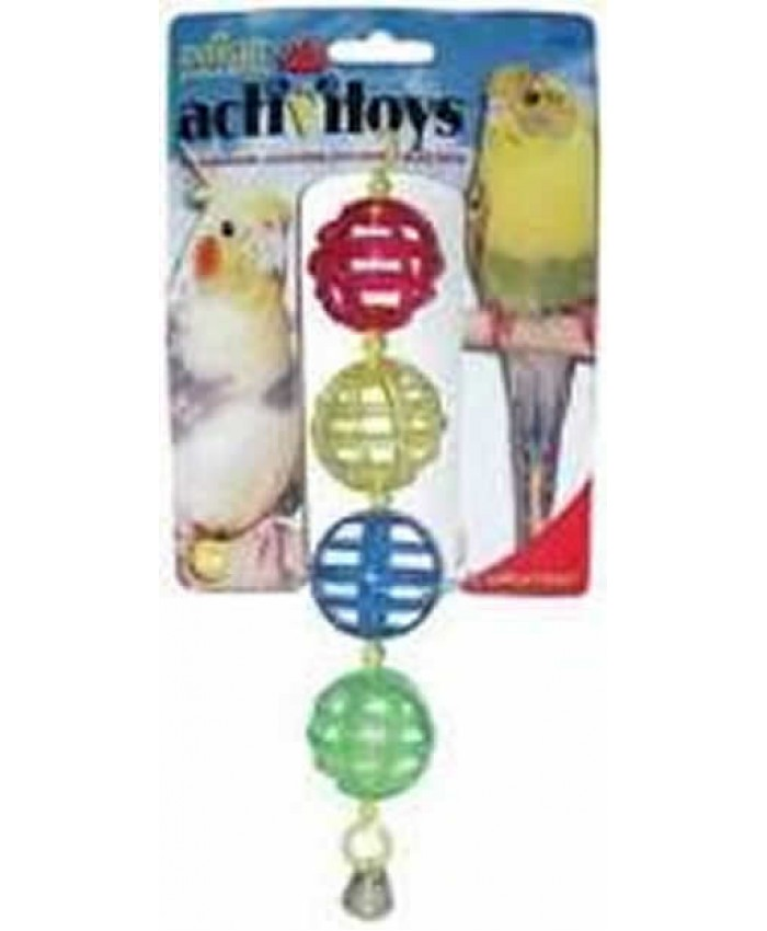 Lattice Chain Small Bird Toy