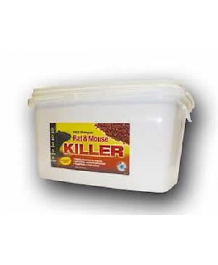 Loose Bait Rat & Mouse Killer (5 kg)