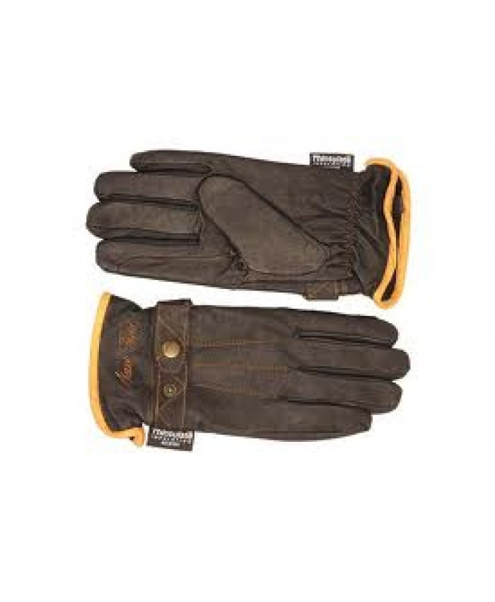 Mark Todd Brown Winter Gloves