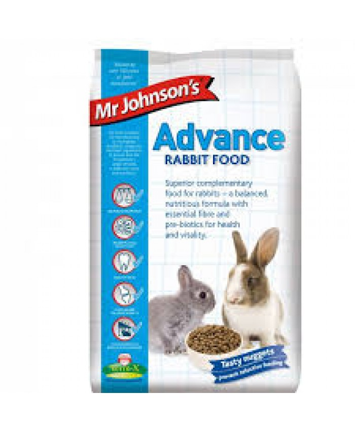 Mr Johnsons Advance Rabbit