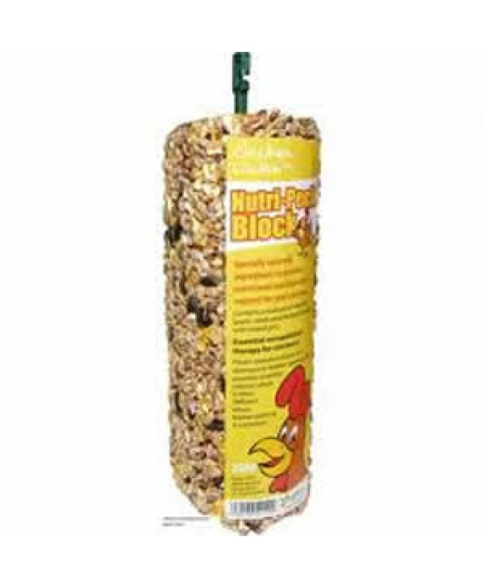 Chicken Lickin Nutri-Peck Block