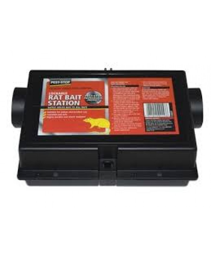 Pest Stop Rat Bait Station