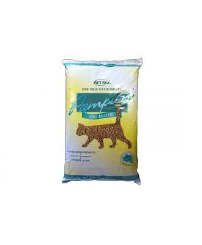 Pettex Pampuss Woodbase Cat Litter