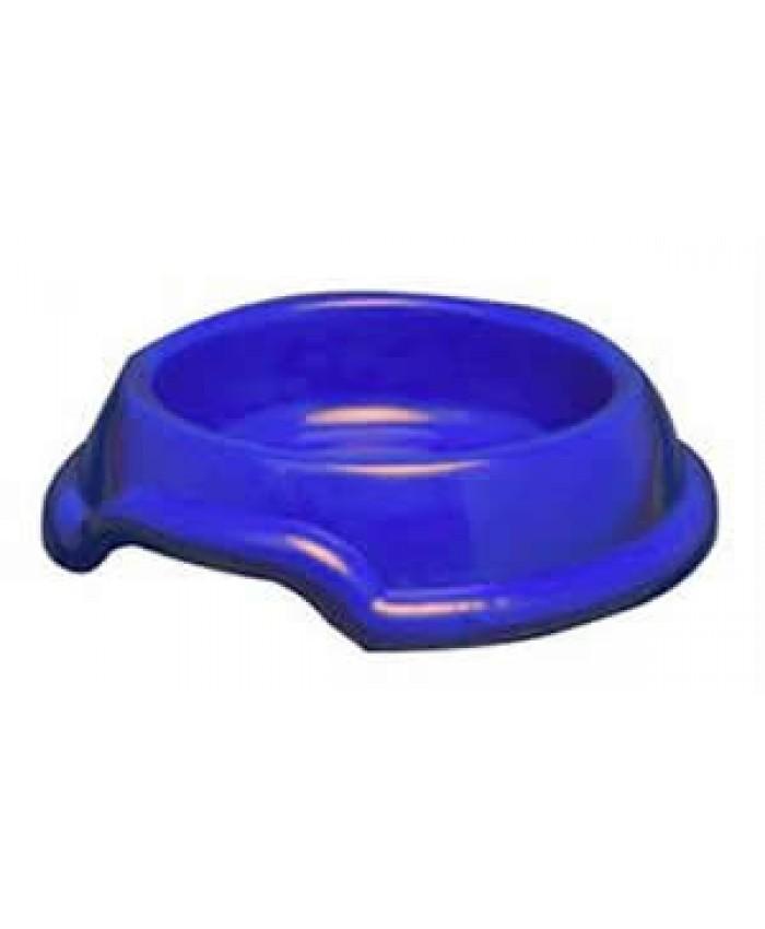 Plastic Pet Bowl Blue