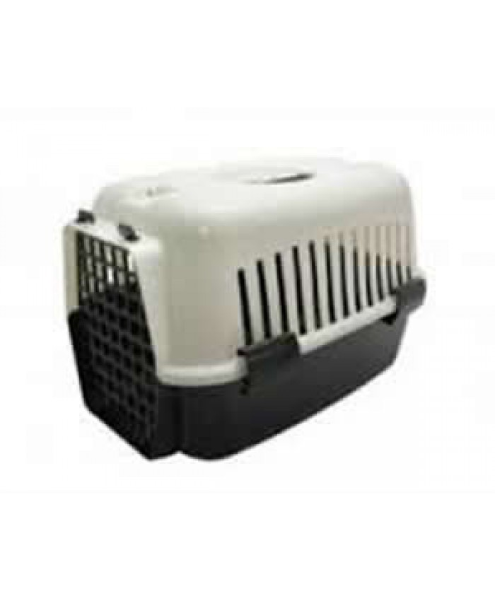 Plastic Pet Carrier Large