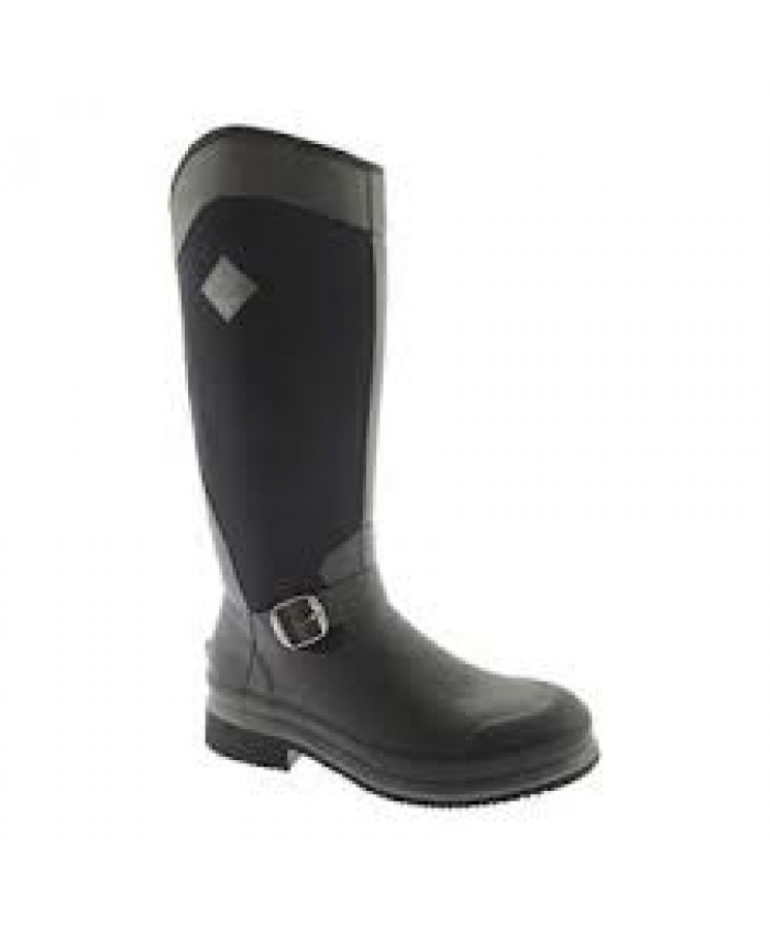 Reign Tall Muck Boot Black