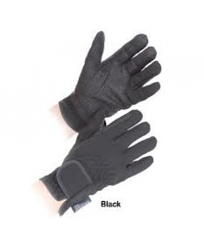 Shires Newbury Gloves Black