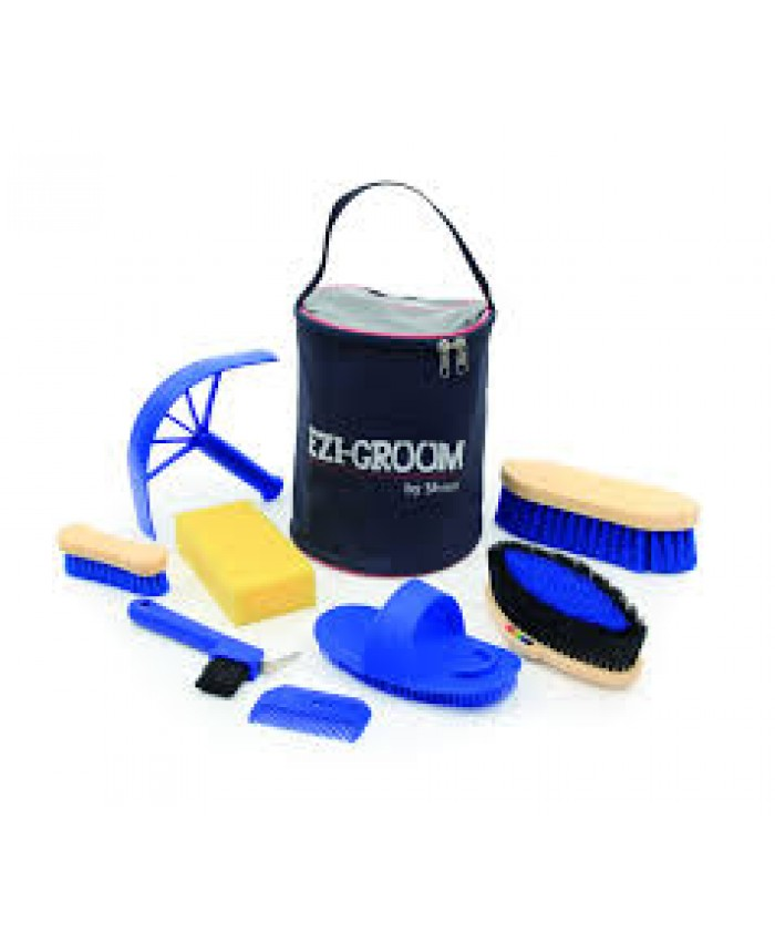 Shires Ezi-Groom Adults Grooming Kit