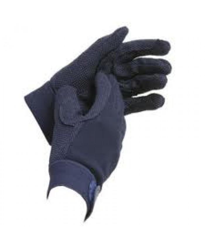 Shires Newbury Gloves Navy