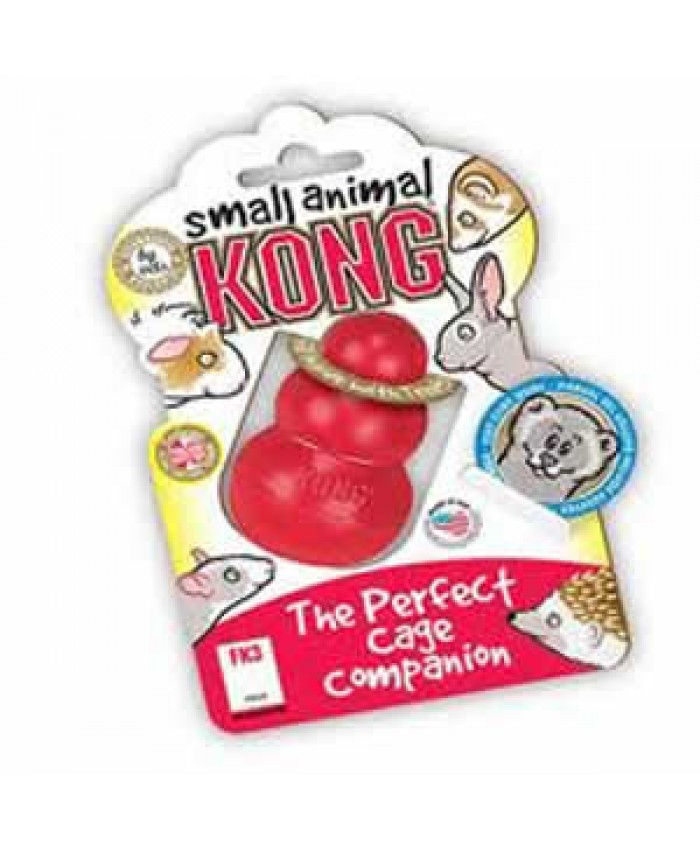Small Animal Kong Toy