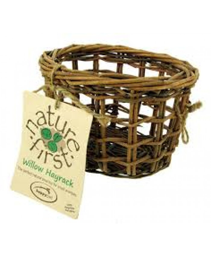 Small Animal Willow Hayrack