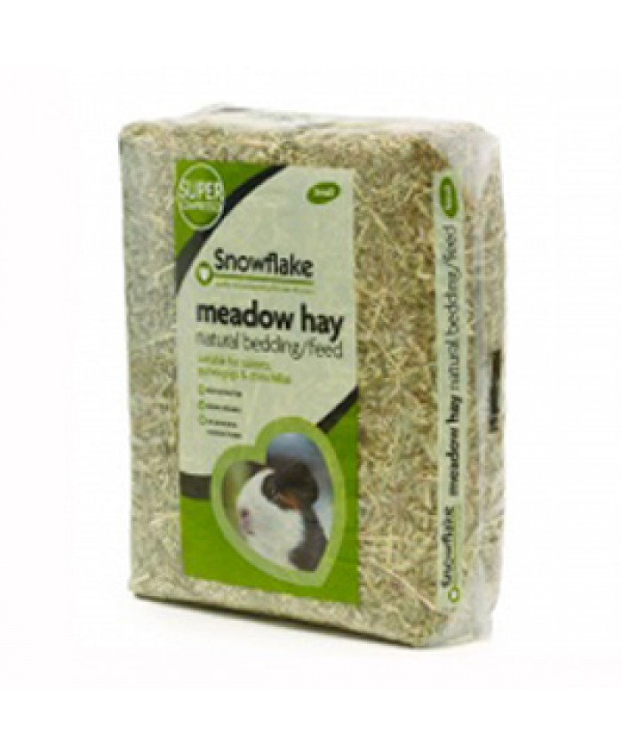 Snowflake Meadow Hay Medium