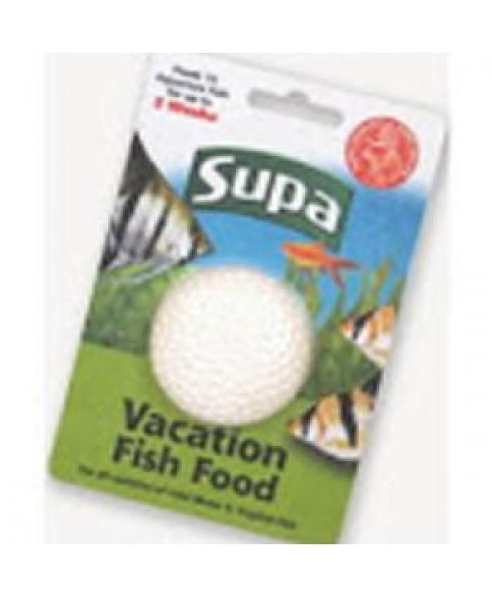 Supa Vacation Fish Food